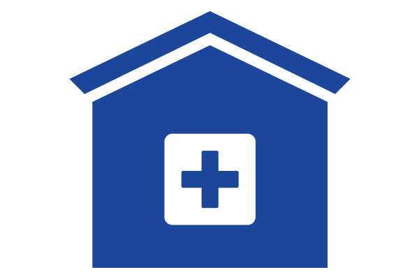 Residential And Care homes icon