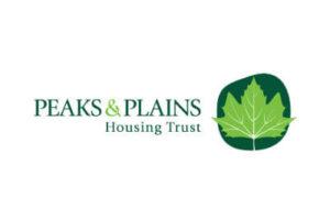 Peaks And Plains Housing Trust Logo